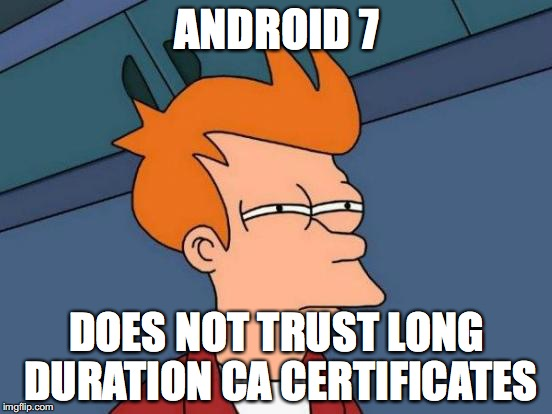 Android 7 Cellular MiTM   Carve Systems